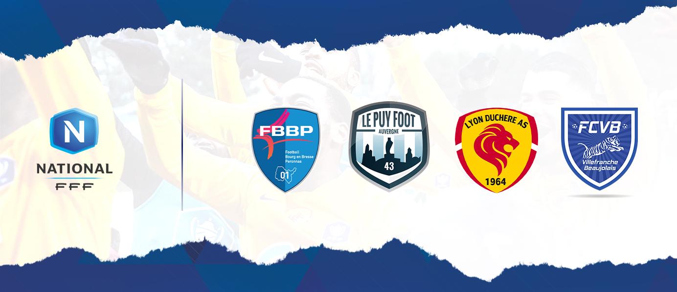 Calendrier National 2 Groupe A.Nos 57 Representants Au Niveau National 19 20 Ligue