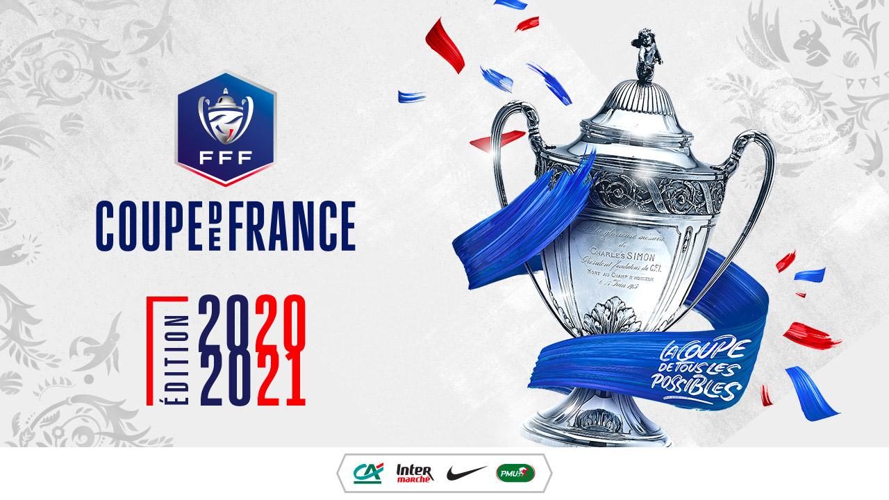 Coupe de France : les premières rencontres ! 2020/2021 – Ligue